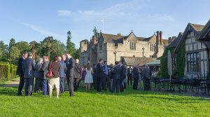 Hever Castle Summer Drinks 2014