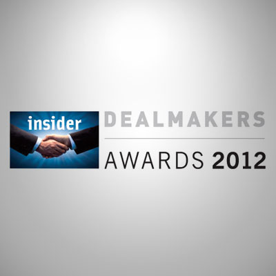Dealmaker Awards 2012 : Castle Corporate Finance
