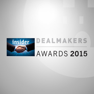 Insider Awards South East 2015 - Winner