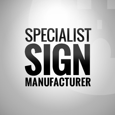Specialist Sign Manufacturer acquired by Private Equity Group