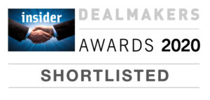 Castle goes one better at Dealmakers Awards