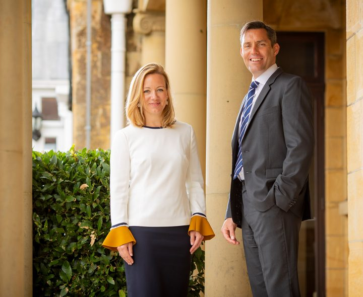 Stuart Stepney and Victoria Ansell - Castle Corporate Finance